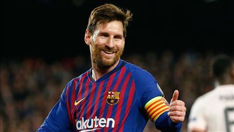 Messi phát biểu sau khi hủy diệt Man United hình ảnh