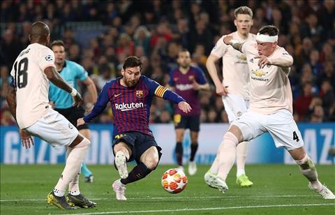 Những điểm nhấn Barca 3-0 MU đáng chú ý nhất hình ảnh