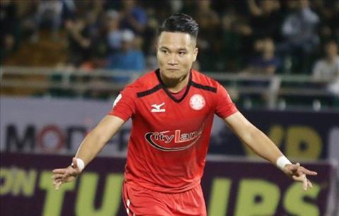 CLB TPHCM nhận tin vui của Trần Phi Sơn ở giai đoạn nước rút của mùa  hình ảnh