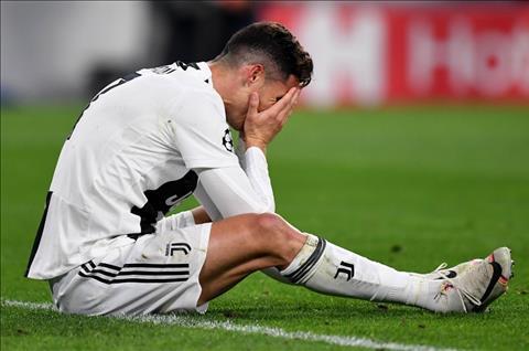 Ronaldo va Juventus bi loai