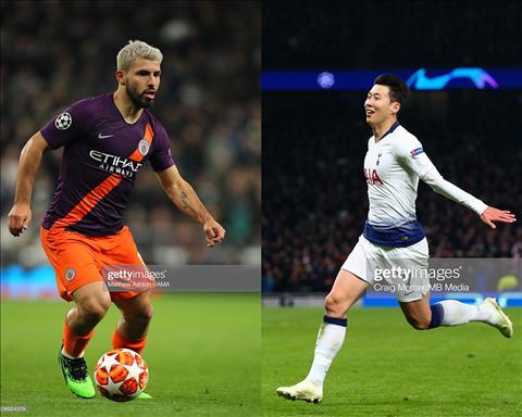 Trực tiếp Man City vs Tottenham xem tứ kết C1 đêm nay ở đâu  hình ảnh