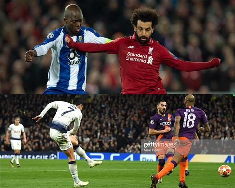 Trực tiếp tứ kết C1 2019 xem bóng đá Champions League ở kênh nào hình ảnh