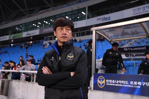 HLV Incheon Utd nói gì trong ngày Công Phượng không thi đấu hình ảnh