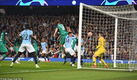 Điểm nhấn Man City vs Tottenham - Tứ kết lượt về C1 201819 hình ảnh