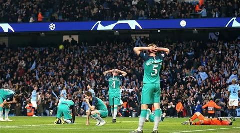 Dư âm Man City 4-3 Tottenham Sự màu nhiệm của bóng đá hình ảnh