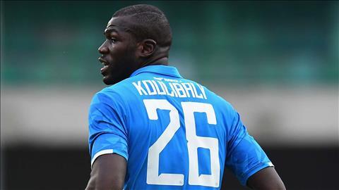 HLV Ancelotti nói về khả năng Koulibaly tới MU hình ảnh