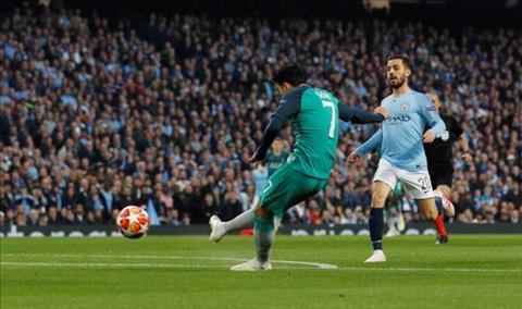 Man City 4-3 (4-4) Tottenham Spurs hẹn Ajax ở bán kết sau cơn mưa bàn thắng ở Etihad hình ảnh 2
