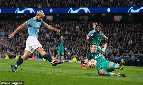 Man City 4-3 (4-4) Tottenham Spurs hẹn Ajax ở bán kết sau cơn mưa bàn thắng ở Etihad hình ảnh 3