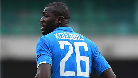 PSG bất ngờ theo đuổi Koulibaly hình ảnh