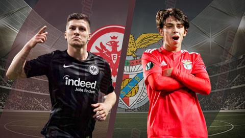 Frankfurt vs Benfica 2h00 ngày 194 (Europa League 201819) hình ảnh