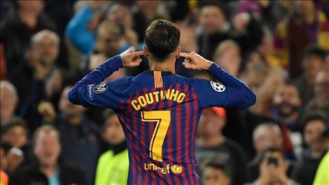 Rivaldo chỉ trích Coutinho ăn mừng trận Barca 3-0 MU hình ảnh