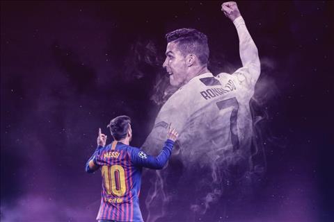 "Ronaldo & Messi: Khi ""loi hen"" 10 nam khong thanh hien thuc…"