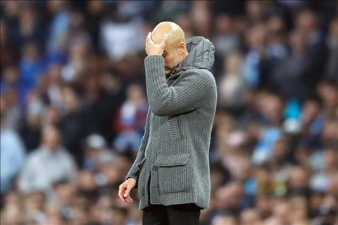 HLV Pep Guardiola chia sẻ về trọng tài sau trận gặp Tottenham hình ảnh