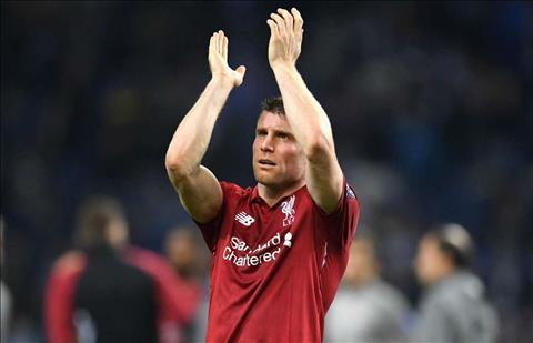 James Milner tự tin Liverpool sẽ đánh bại Barca hình ảnh