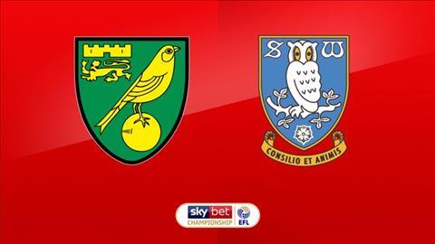 Norwich vs Sheffield Wed 1h45 ngày 204 (Hạng Nhất Anh 201819) hình ảnh