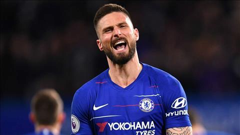 Dọa rời Chelsea, tiền đạo Giroud vẫn bị trói chân thêm 1 năm hình ảnh