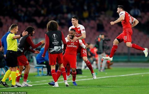 Emery phát biểu trận Arsenal vs Chelsea chung kết Europa League hình ảnh