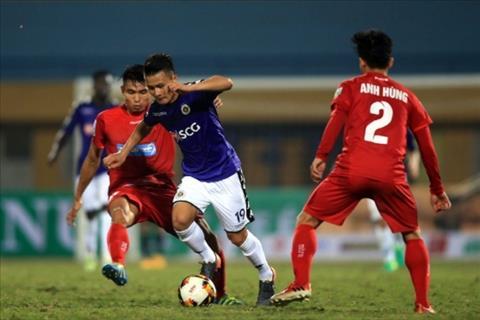 Kết quả Hà Nội vs Hải Phòng KQ vòng 6 V-League 2019 hôm nay hình ảnh