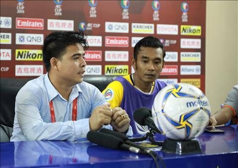 HLV Yangon United chỉ ra nguyên nhân Hà Nội FC bại trận hình ảnh