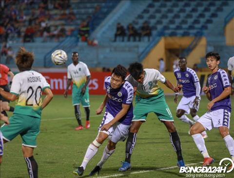 Hà Nội đón nhận thêm tổn thất lớn sau trận thua Yangon hình ảnh