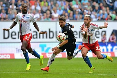 Paderborn vs Hamburg 23h30 ngày 24 (Cúp quốc gia Đức 201819) hình ảnh