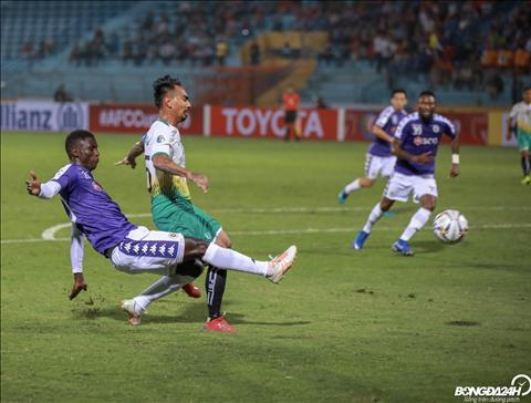 Hà Nội mất ngôi đầu sau trận thua sốc Yangon Utd hình ảnh