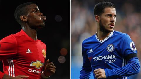 Chuyển nhượng Real Madrid muốn mua Eden Hazard và Paul Pogba hình ảnh