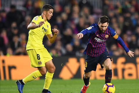 Xem trực tiếp Villarreal vs Barca hôm nay ở đâu kênh sóng nào  hình ảnh