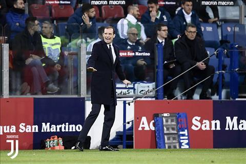 Xem trực tiếp Cagliari vs Juventus vòng 30 Serie A 2019 ở đâu  hình ảnh