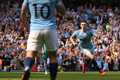 Phil Foden nói về trận Man City vs Tottenham hình ảnh