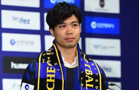Công Phượng chưa thể tỏa sáng ở Incheon Sao lại chọn K-League hình ảnh