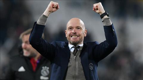 Chính thức HLV Erik Ten Hag gia hạn hợp đồng với Ajax hình ảnh
