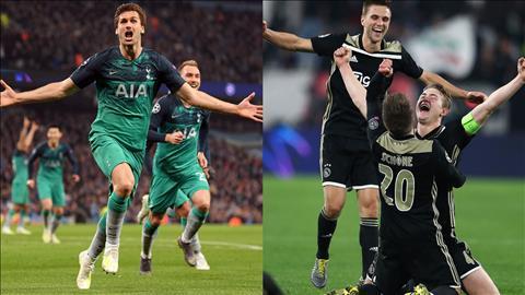 HLV Erik Ten Hag phát biểu trận bán kết Ajax vs Tottenham hình ảnh