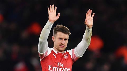 Pires buồn vui vì Ramsey chia tay Arsenal gia nhập Juventus hình ảnh