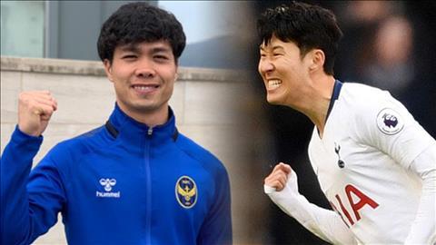 Cong Phuong Son Heung-min