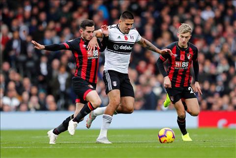 Bournemouth vs Fulham 21h00 ngày 204 (Premier League 201819) hình ảnh
