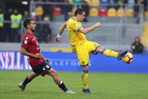 Cagliari vs Frosinone 20h00 ngày 204 (Serie A 201819) hình ảnh
