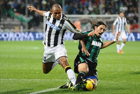 Udinese vs Sassuolo 20h00 ngày 204 (Serie A 201819) hình ảnh