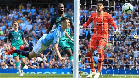 Phil Foden noi ve tran Man City vs Tottenham