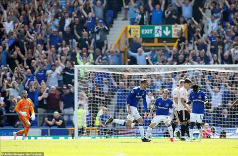 Kết quả Everton vs MU bóng đá Ngoại hạng Anh 201819 hôm nay 214 hình ảnh