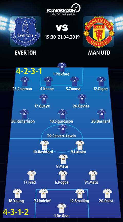 everton vs man united - photo #11