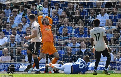 Everton 4-0 MU