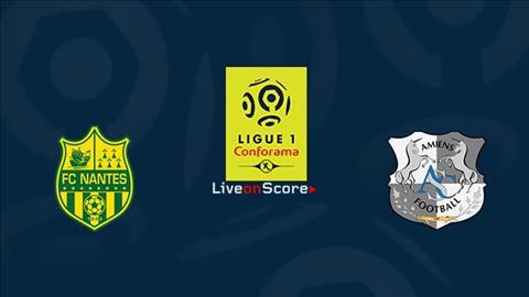 Nantes vs Amiens 20h00 ngày 214 (Ligue 1 201819) hình ảnh