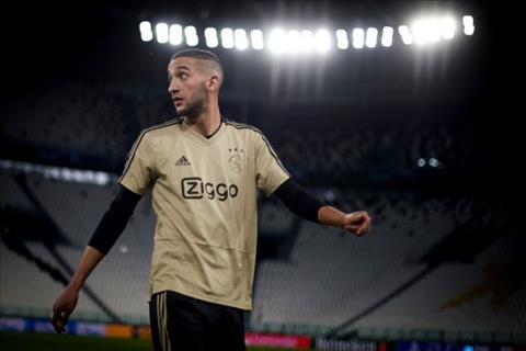 Nóng Ajax muốn mua Odegaard thay Ziyech hình ảnh