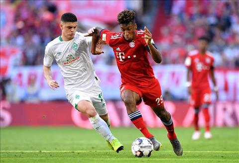 Video bàn thắng kết quả Bayern Munich vs Bremen 1-0 Bundesliga hình ảnh