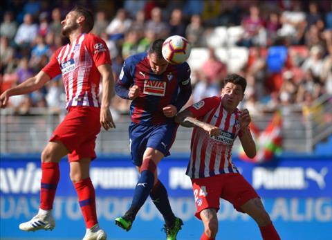 Video bàn thắng kết quả Eibar vs Atletico Madrid 0-1 La Liga 2019 hình ảnh
