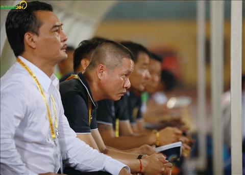 HLV Chu Đình Nghiêm nói về án phạt đối với Hà Nội FC hình ảnh