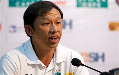HLV Dương Minh Ninh chia sẻ sau thất bại của HAGL trước Quảng Nam hình ảnh