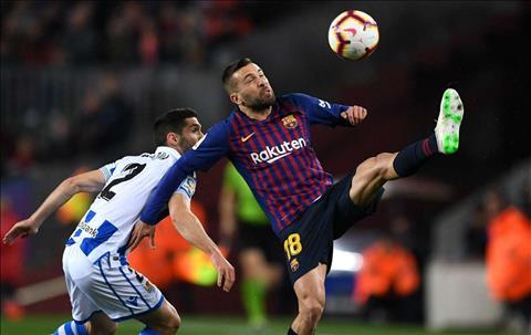Thắng nhọc ở La Liga, người Barca đổ tại… MU hình ảnh 2