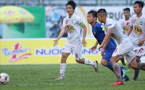 Kết quả Quảng Nam vs HAGL kết quả vòng 6 V-League 2019 hôm nay hình ảnh